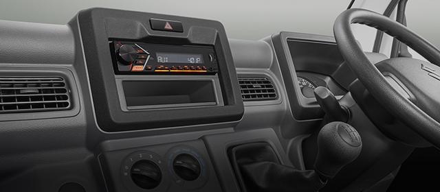 Suzuki New Carry Luxury